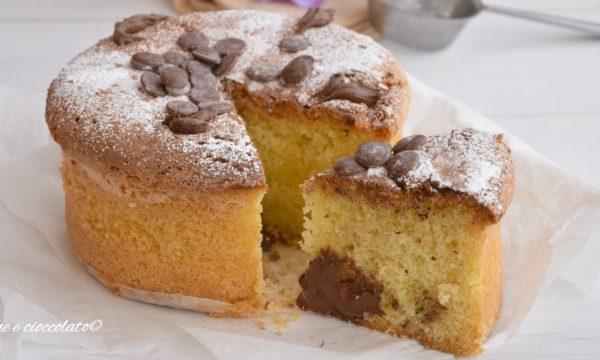 Torta alla nutella semplice torta facile alla nutella ricetta