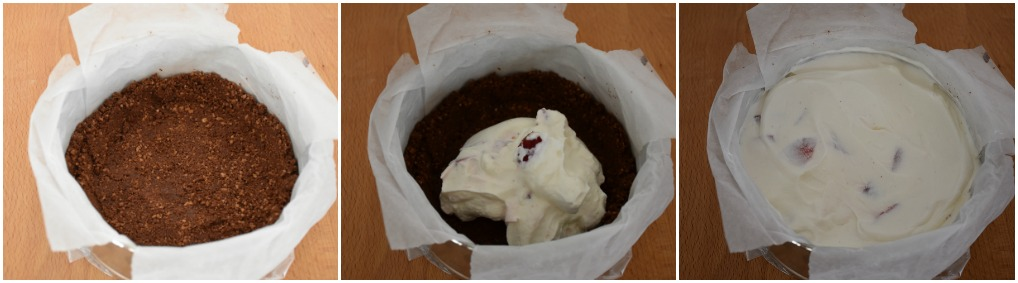 Come fare la torta gelato fragola e nutella senza gelatiera e che rimane soffice dopo il congelatore.