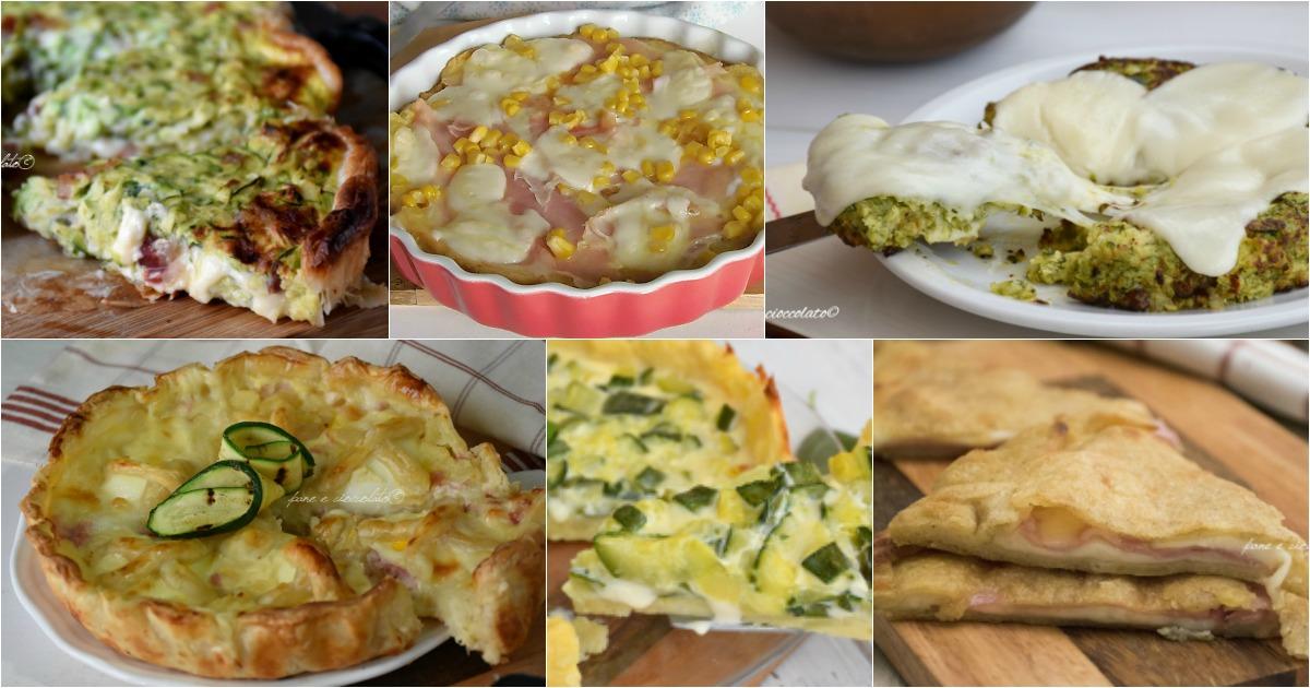 Torte salate raccolta torte salate