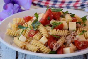 Pasta fredda tonno e pomodoro ricette di pasta fredda