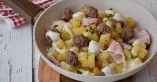 patate salsiccia