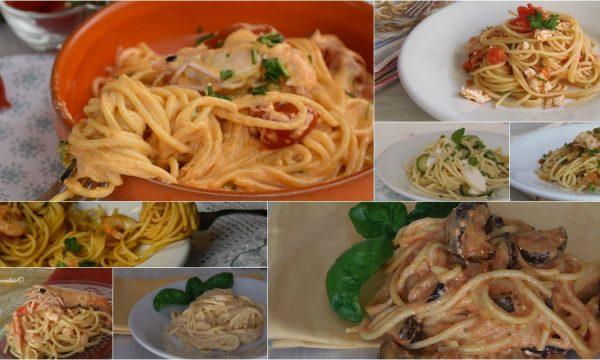 Raccolta spaghetti ricette in aggiornamento continuo