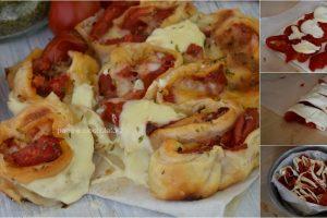 Torta rose pizza torte salate con pasta sfoglia