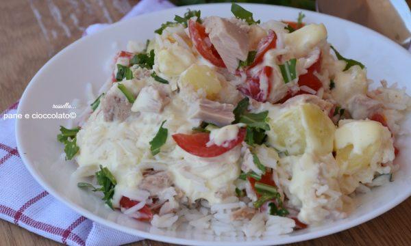 Ricette con riso tonno e patate