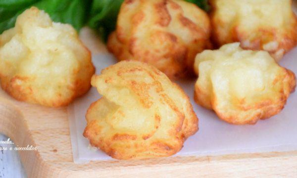 Ricetta Patate duchessa fritte
