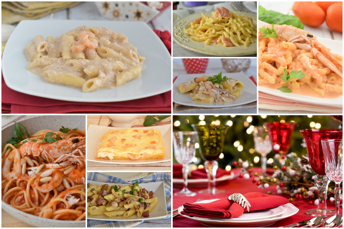 Primi piatti facili e veloci ricette ideali per le feste for Ricette veloci primi piatti