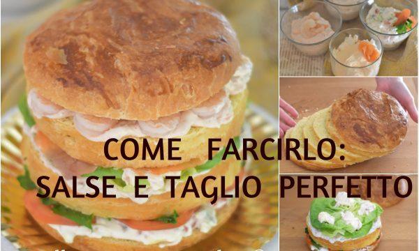 COME FARCIRE IL PANETTONE GASTRONOMICO VIDEOTUTORIAL