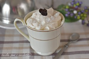 Crema al caffe senza uova ricetta veloce