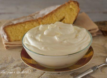 Ricetta Crema al Mascarpone facile