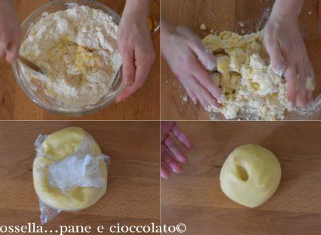 Pasta frolla ricetta base con videoricetta