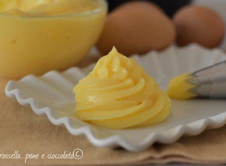 Come fare una crema pasticcera solida e compatta