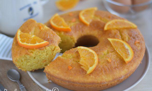 Ciambella Pan d Arancio