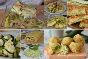 Le 100 ricette con le Zucchine da non perdere