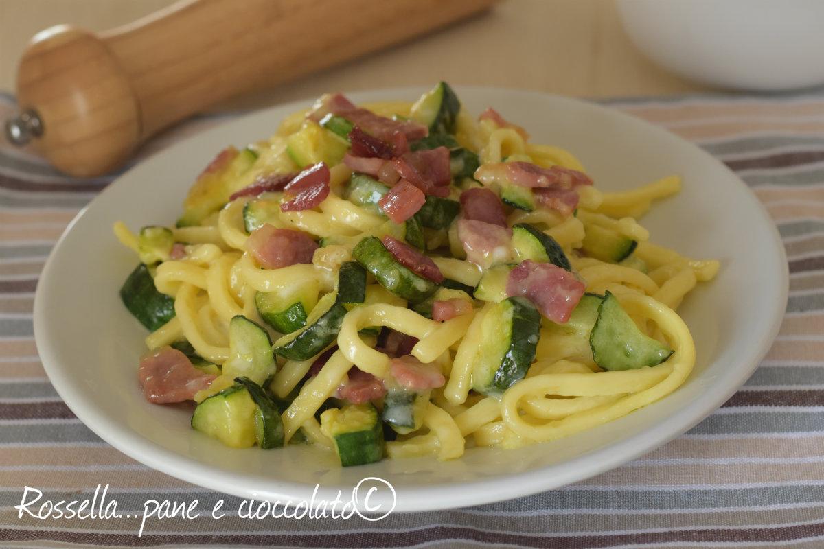 Ricette primi piatti zucchine e philadelphia ricette for Ricette italiane primi piatti