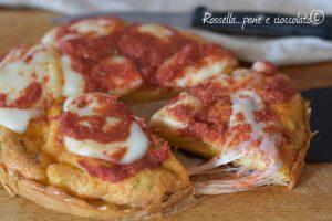 Pizza Frittata al forno