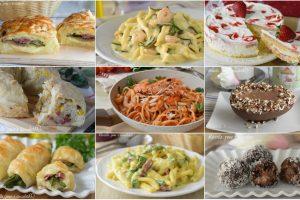 200 Ricette per il Menu di Pasqua completo e facilissimo