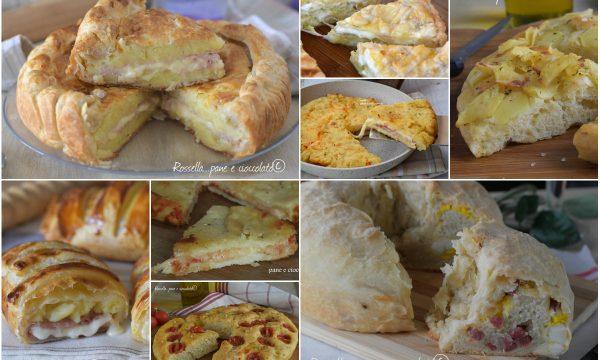 100 Ricette di Torte salate e non solo per scampagnate all'aperto