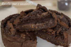 Pastiera al Cioccolato Dolce di PASQUA