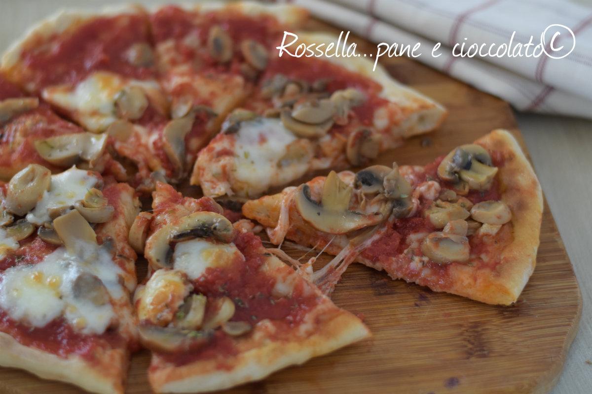 Pizza come in pizzeria regole e consigli su come farla a for Tempo cottura pizza forno ventilato