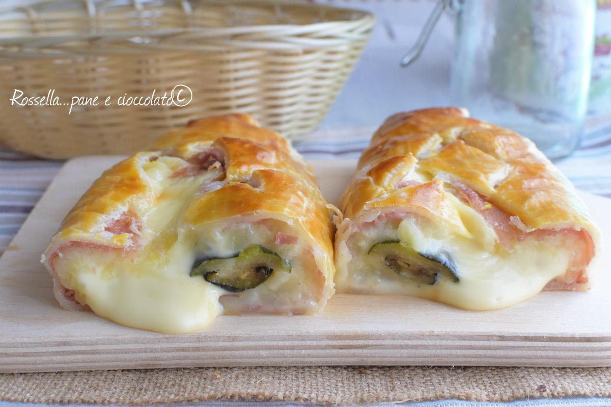 patate prosciutto zucchine