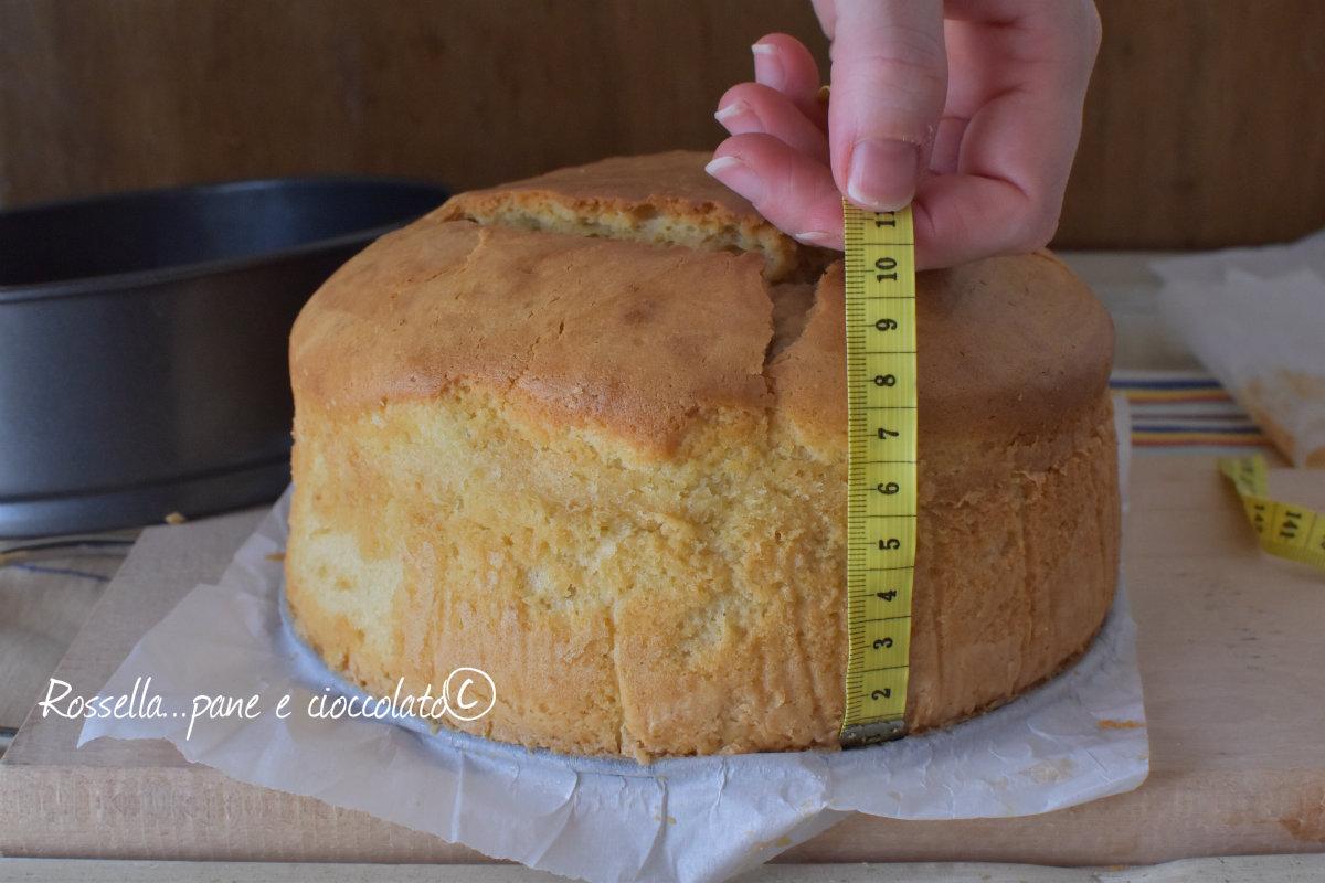 ricetta infallibile per torte alte