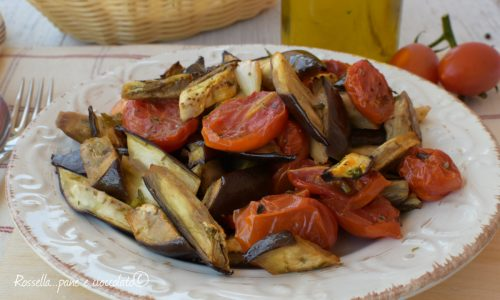 Melanzane a funghetto leggere e non fritte