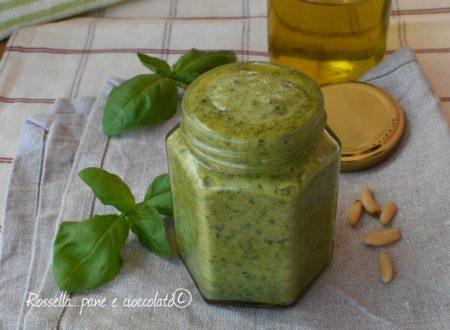 Come conservare il Pesto di Basilico Ricetta e Consigli Infallibili