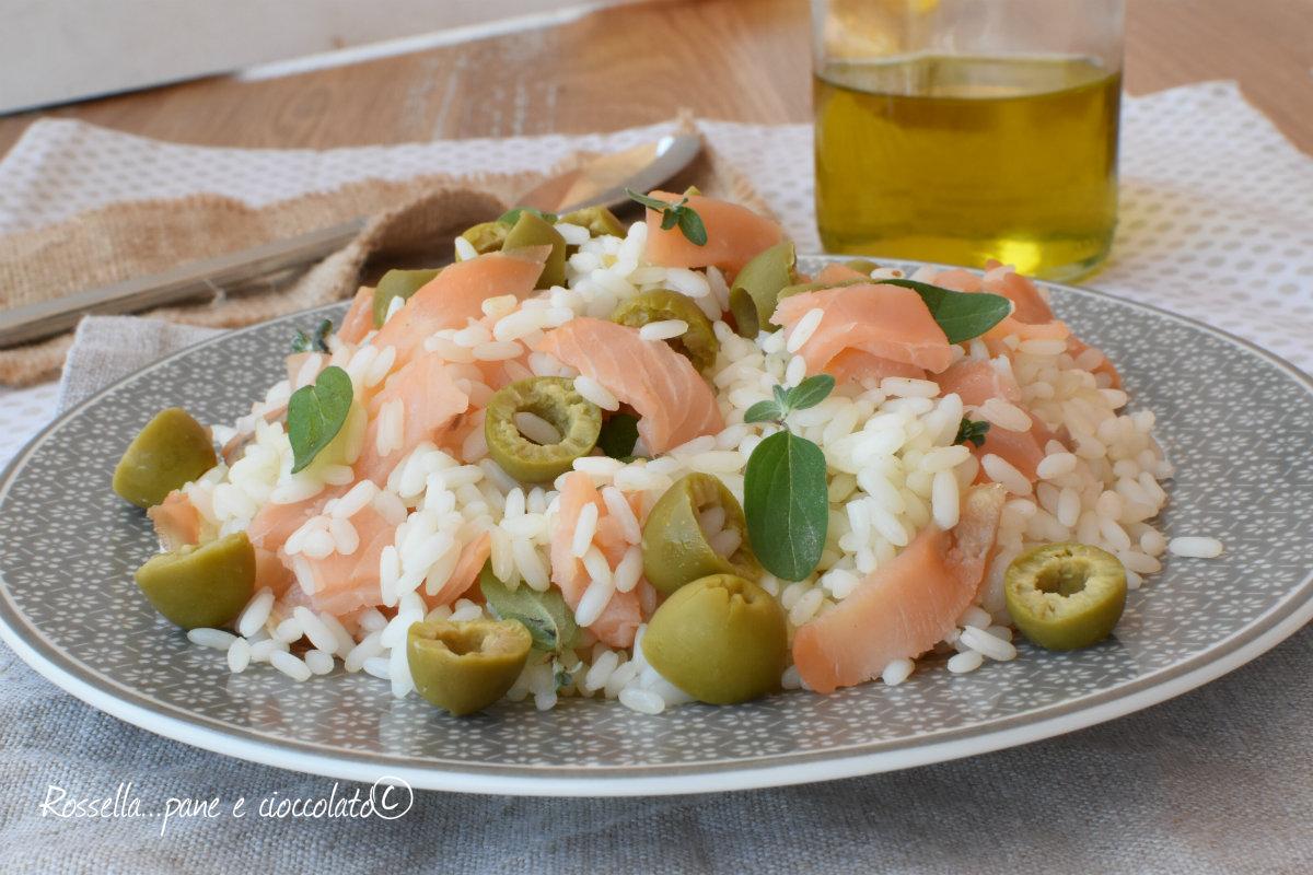 40 insalate di riso e piatti freddi estivi veloci e for Piatti freddi veloci