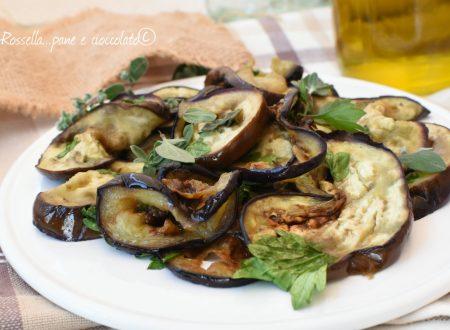 Melanzane in Padella fritte senza olio