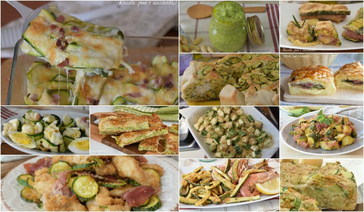 Ricette Zucchine Giallo Zafferano.Le Migliori 30 Ricette Con Zucchine Facili E Veloci Di Tutti I Tipi