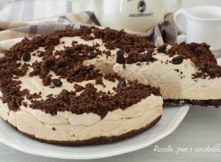 Torta Moka Fredda senza cottura facilissima