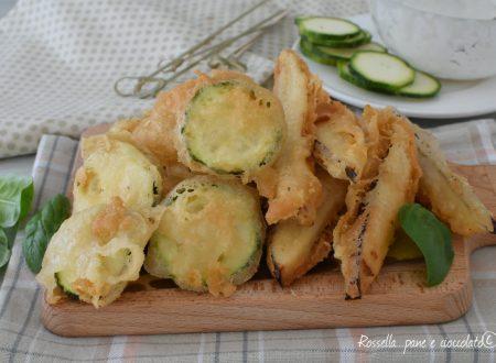Verdure in Pastella Croccante e Gonfia