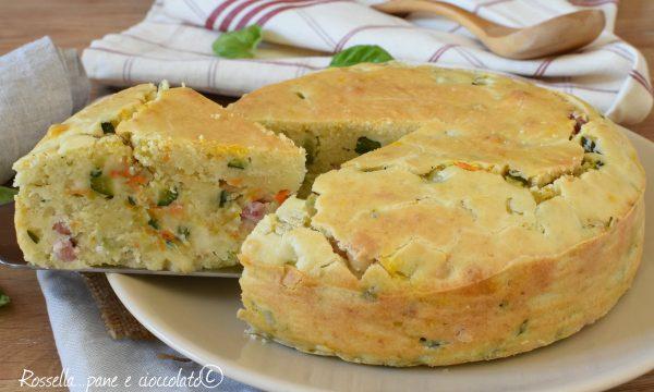 Torta Salata di Zucchine Come farla Fragrante e Soffice