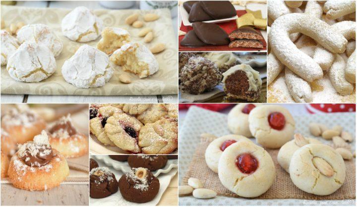 Biscotti Di Natale Ricette Giallo Zafferano.150 Ricette Di Biscotti Di Natale I Migliori Piu Facili E