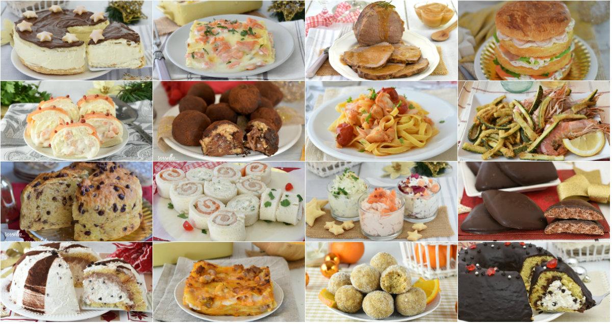 Menu Di Natale Ricette Giallo Zafferano.180 Ricette Di Natale Facili Menu Completo Di Natale Per Tutte Le Tasche