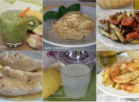 MENU SETTIMANALE da 1500 Calorie