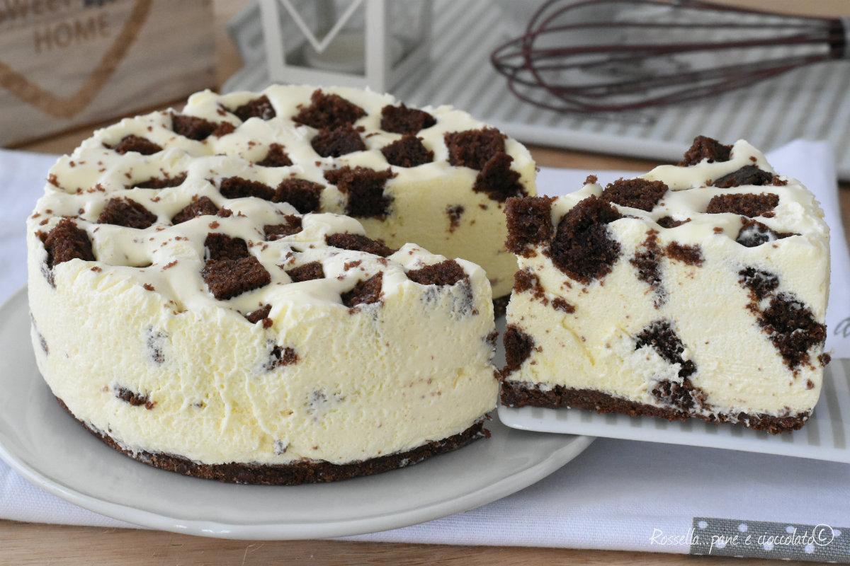 Torta Brownie Senza Cottura Come Prepararla Senza Uova Crude
