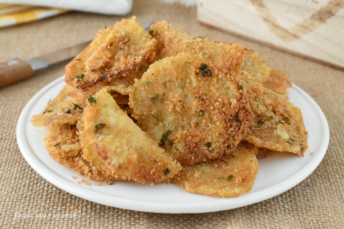 PATATE CHIPS CROCCANTISSIME
