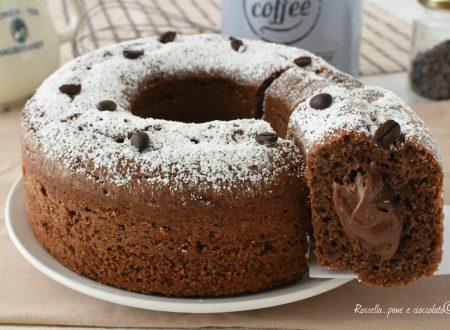 CIAMBELLONE CAFFE e NUTELLA