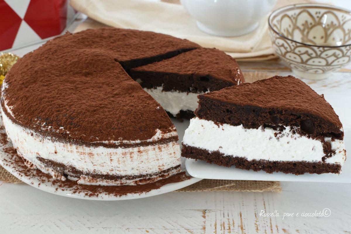 mousse al cioccolato dietetico paleo