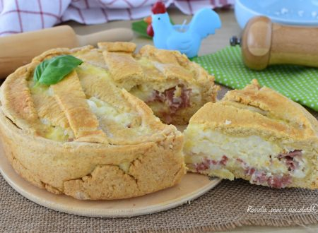 Pastiera al Forno Impasto salato