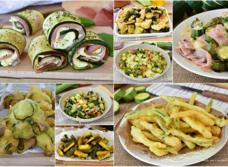 20 Ricette di Contorni con Zucchine