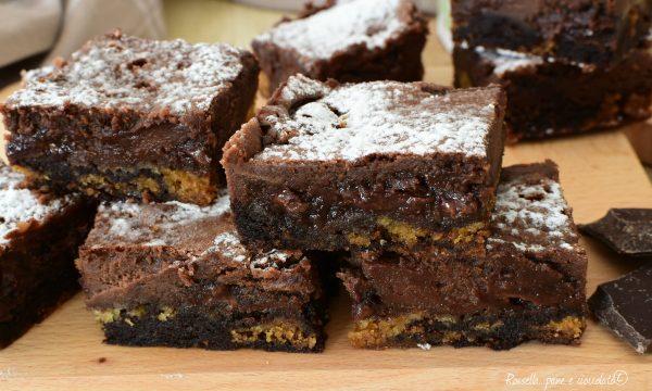 Tortine CHEESECAKE al Cioccolato