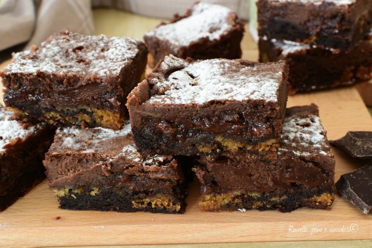 Tortine CHEESECAKE al Cioccolato DOLCE monoporzione Cremoso