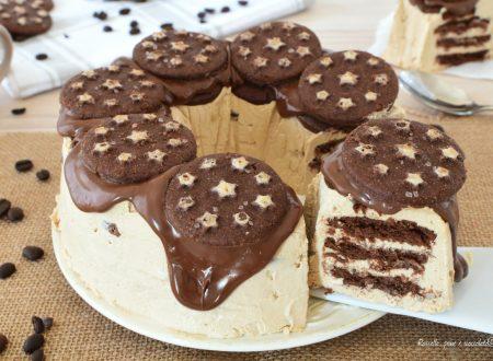 Torta CIAMBELLA Dolce Caffe e Nutella