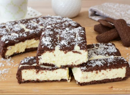 DOLCE ai Biscotti Pavesini e Tiramisu
