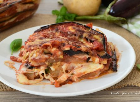 Sformato di Zucchine e Patate alla Siciliana