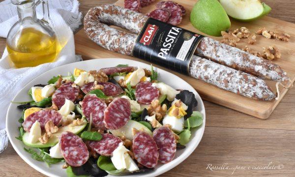 Insalata Da Antipasto con Salsiccia la Ricetta   gustosa e sfiziosa CLAI