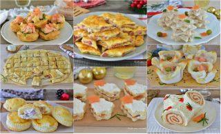 ANTIPASTI Monoporzione di Pasta Sfoglia e Pancarre
