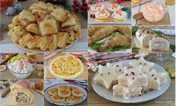 ANTIPASTI di Capodanno Ricette con Pasta Sfoglia e non solo